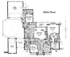 Floor Plan Of A House by 74 Best House Plans Images On Pinterest European House Plans
