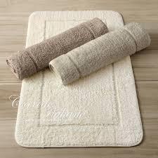 tappeti da bagno gabel carr礙 tappeto bagno 65x130 cm