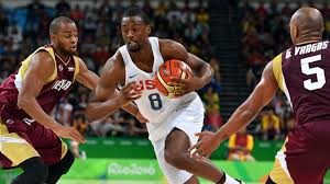 Harrison Barnes Basketball With Olympic Semifinals Looming Here Are Seven Guys Team Usa