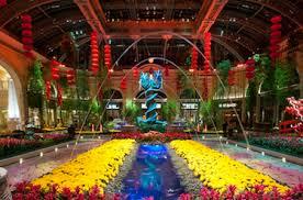 Bellagio Botanical Garden Conservatory Botanical Gardens At Bellagio Free Attraction