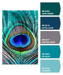 best 25 peacock paint colors ideas on pinterest grey living