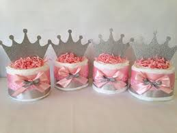 Diaper Cake Decorations For Baby Shower Best 25 Mini Diaper Cakes Ideas On Pinterest Diaper Centerpiece