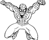 coloring pages free printable spiderman coloring pages kids