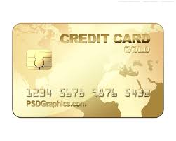 card templates for photoshop credit card template psdgraphics psd gold credit card template