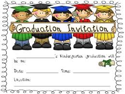 kindergarten graduation invitations kindergarten graduation invitations by kindergarten lifestyle tpt