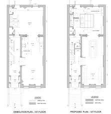 harrods floor plan prospect pl apartment renovation u2014 paolo puliga architects
