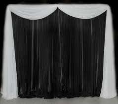 fabric backdrop wedding backdrops for sale fabric backdrop event decor direct