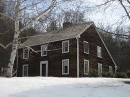 new england saltbox house typical new england saltbox traditional exterior by habitat post