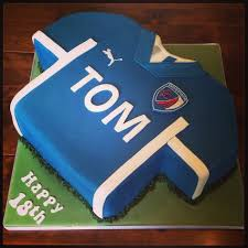 Cake Decorating Supplies Chesterfield Chesterfield Football Club Spireites Cake The Pantry Door Cakes
