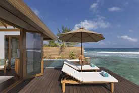 anantara veli superior over water bungalow