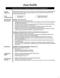 exle of simple resume sle resume template complete photograph contemporary 1 expanded