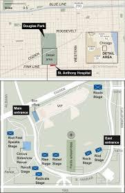 Chicago Tribune Crime Map by New Riot Fest Douglas Park Site Chicago Tribune