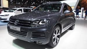 volkswagen touareg interior 2015 2014 volkswagen touareg black pearl 3 0 tdi bmt 4motion exterior