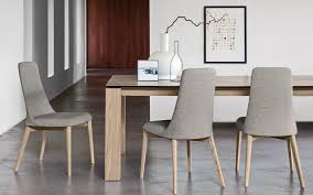 Extending Table And Chairs Cs 4058 Ll 180 Omnia Wood Dining Table Calligaris Italy Neo