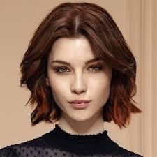 quelle coupe de cheveux est faite pour moi les 25 meilleures idées de la catégorie coiffure mi longue