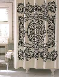 Designer Shower Curtains Fabric Designs Sle Modern Shower Designs For Modern House Cakegirlkc