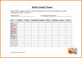100 personal budget plan template free home renovation