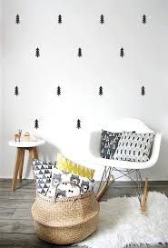 best ideas about black wall stickers pinterest kids room decor black wall stickers pine trees