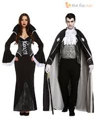gothic dracula vampire lord horror fancy dress halloween costume