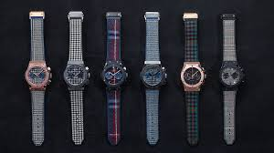 Independent by Hublot Presents Classic Fusion Italia Independent Collection