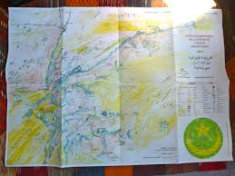 Paper Maps Maps Of The Sahara Sahara Overland