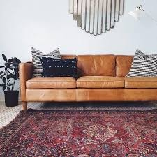 charming light brown leather sofa fantastic light brown leather
