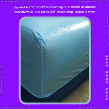 china disposable hospital mattress cover china pp sheets bed cover