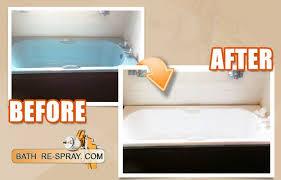 Bathtub Re Enamel Enameling Your Bath Or Shower Tray Bath Re Spray