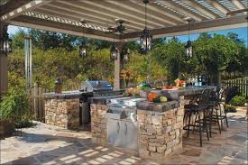 Rustic Outdoor Kitchen Ideas - kitchen rustic outdoor kitchen ideas bbq area design ideas