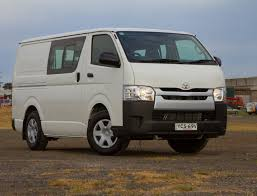 2015 toyota hiace lwb crew cab review practical motoring