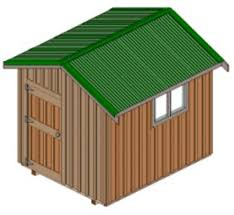 Diy Wood Shed Plans Free by 50 Free Diy Shed Plans To Help You Build Your Shed