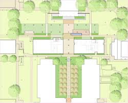 gallery of landscape design for brockman hall for physics at rice