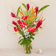 florist honolulu tropical wave in honolulu hi watanabe floral