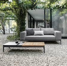 grid centre unit garden sofas from gloster furniture gmbh