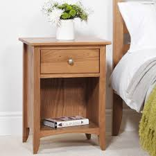 bedroom furniture bedside cabinets edward hopper oak bedside table bedroom furniture direct