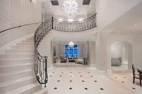 entryway balcony simple marble floors zillow digs zillow