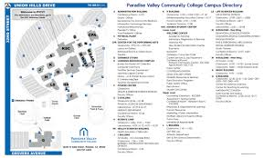 Mesa College Map Locations U0026 Maps Pvcc
