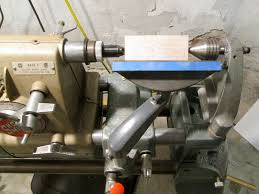 Make All From Wood Wooden Replacement For A Metal Lathe Crank Handle Tiny Little Life