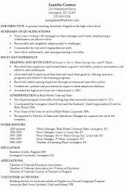 English Resume Template Free Download Open Office Resume Templates Free Download Resume Template And