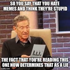 Hate Meme - maury lie detector meme imgflip