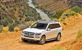 infiniti qx56 vs mercedes gl450 2013 mercedes benz gl350 bluetec 4matic test u2013 review u2013 car and driver