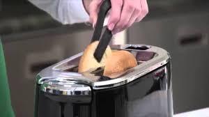 Hamilton Beach Two Slice Toaster Hamilton Beach Extra Wide 2 Slice Toaster 22324 Youtube