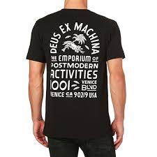 deus ex machina t shirts deus ex machina post modern t shirt