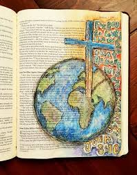 The Original Challenge 27 Best Patsy S Bible Journaling Pages Images On Bible
