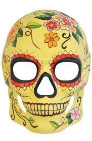 day of the dead masks craneo mantequilla day of the dead mask purecostumes