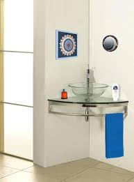 Thomasville Bathroom Cabinets And Vanities Vanities Compact Corner Basin Vanity Unit Corner Wash Basin