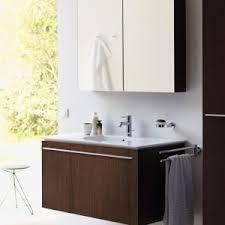 Duravit Double Vanity Bed U0026 Bath Double Sink Duravit Vanity And Dark Wood Vanity