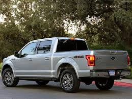 Ford F 150 Truck Crew Cab - ford f 150 2015 pictures information u0026 specs