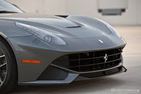 Ferrari F12 Aerodynamics - the ferrari f12 batteries not included drivingline