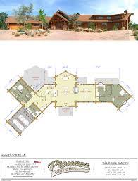 pioneer log homes floor plans brice canyon pioneer log homes midwest